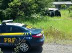 Motorista sem cinto morre em acidente na BR-101, em Terra de Areia (PRF/Divulgação)