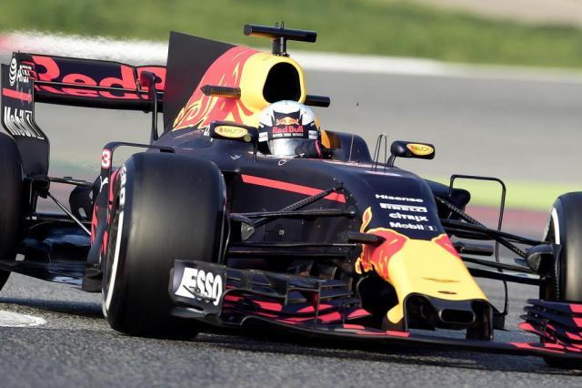 Consultor da Red Bull alerta que futuro da equipe na Fórmula-1 é incerto JOSE JORDAN/AFP