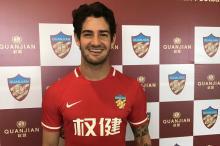 O que significam as duas dúzias de brasileiros do futebol chinês Reprodução / Twitter/Twitter