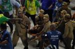 Acidente com carro alegórico da Unidos da Tijuca deixa 16 feridos