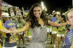 """Protagonista de """"Malhação"""", Aline Dias estava no carro da Unidos da Tijuca que desabou AgNews/AgNews"""