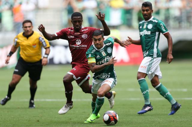 Com lesão de Douglas Costa, Dudu é convocado para a Seleção Brasileira Cesar Greco / Palmeiras/Divulgação/Palmeiras/Divulgação