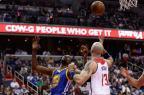Durant sofre lesão no joelho e para por pelo menos quatro semanas Rob Carr / Getty Images/AFP/Getty Images/AFP