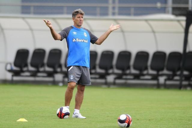 Cinco problemas que Renato não consegue solucionar no Grêmio Félix Zucco/Agencia RBS