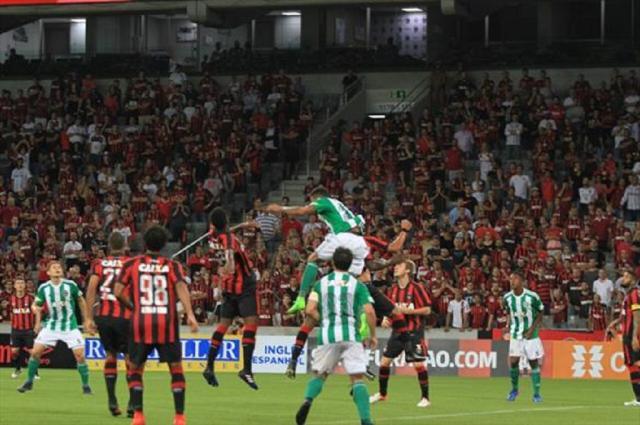 Números, audiência e comparações do Atletiba transmitido pela internet Coritiba / Divulgação/Divulgação
