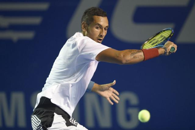 Kyrgios desiste e Federer vai à semi de Indian Wells sem jogar Alfredo Estrella / AFP/AFP
