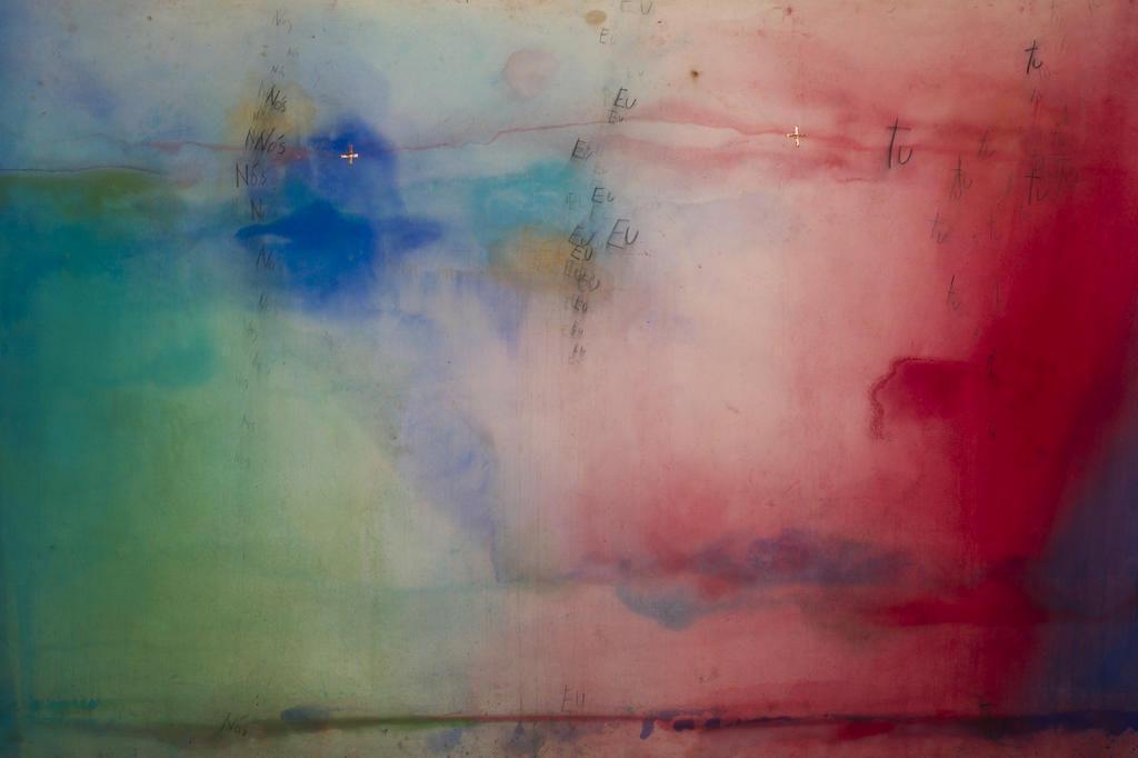 Exposição apresenta obras da artista Karin Lambrecht pelo olhar do colecionador Fabio del Re/Divulgação