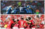 Grêmio ou Inter? Saiba quem investe mais no futebol Montagem sobre fotos de Bruno Alencastro / Agência RBS/Agência RBS