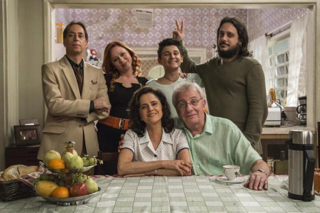 """""""A Grande Família"""" volta à tela da Globo em março Paulo Belote/TV Globo"""