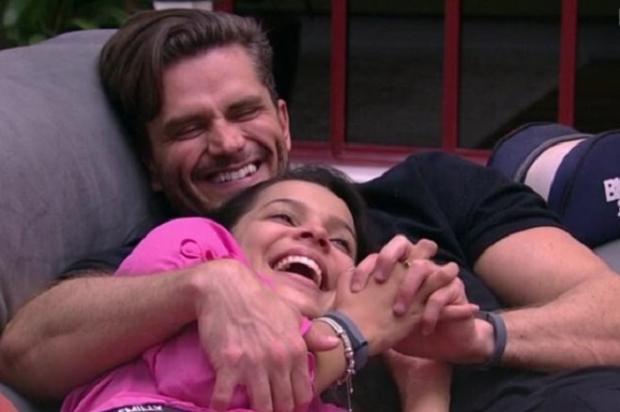 """""""BBB 17"""": equipe de Marcos promove campanha para tirar Emilly da casa Divulgação / GShow/GShow"""