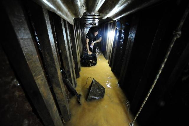 Empreiteiro estaria envolvido na construção de túnel no Presídio Central Ronaldo Bernardi/Agencia RBS