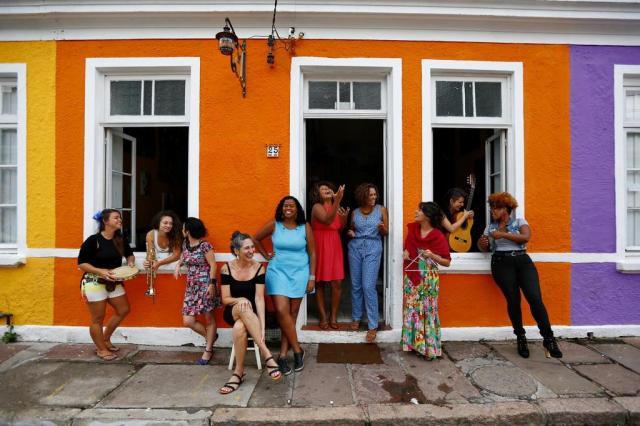 VÍDEO: Festival NosOutras leva ao palco do Opinião a produção musical das artistas gaúchas Isadora Neumann/Agência RBS