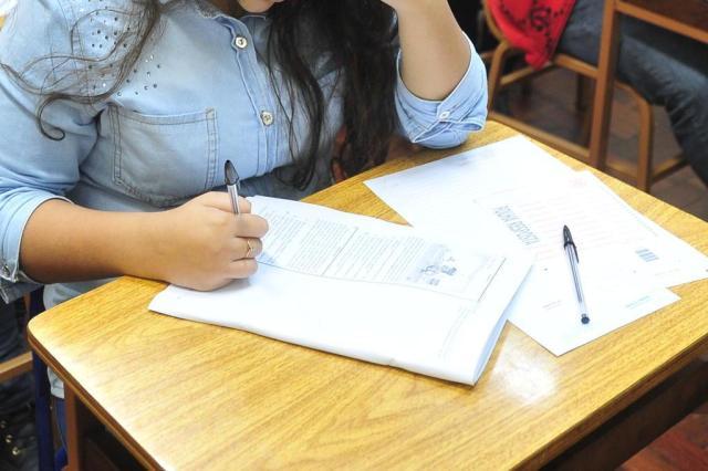 Apenas 3,6% dos cursos superiores em Santa Catarina atingiram conceito máximo no Enade Jean Pimentel/Agencia RBS