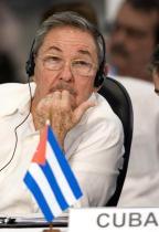 Raúl Castro diz que há retrocesso nas relações entre Cuba e EUA Ver Descrição/Ver Descrição