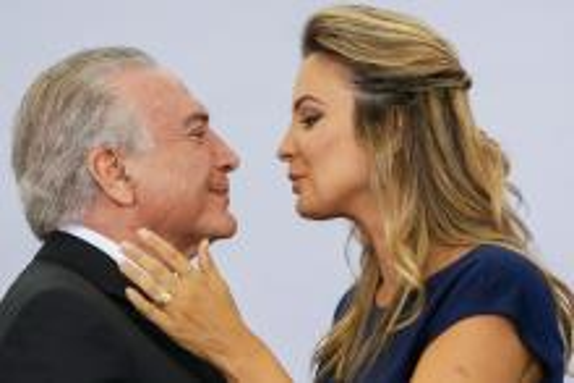 Não foi gafe: Temer disse o que pensa sobre o papel da mulher Beto Barata / Palácio do Planalto/