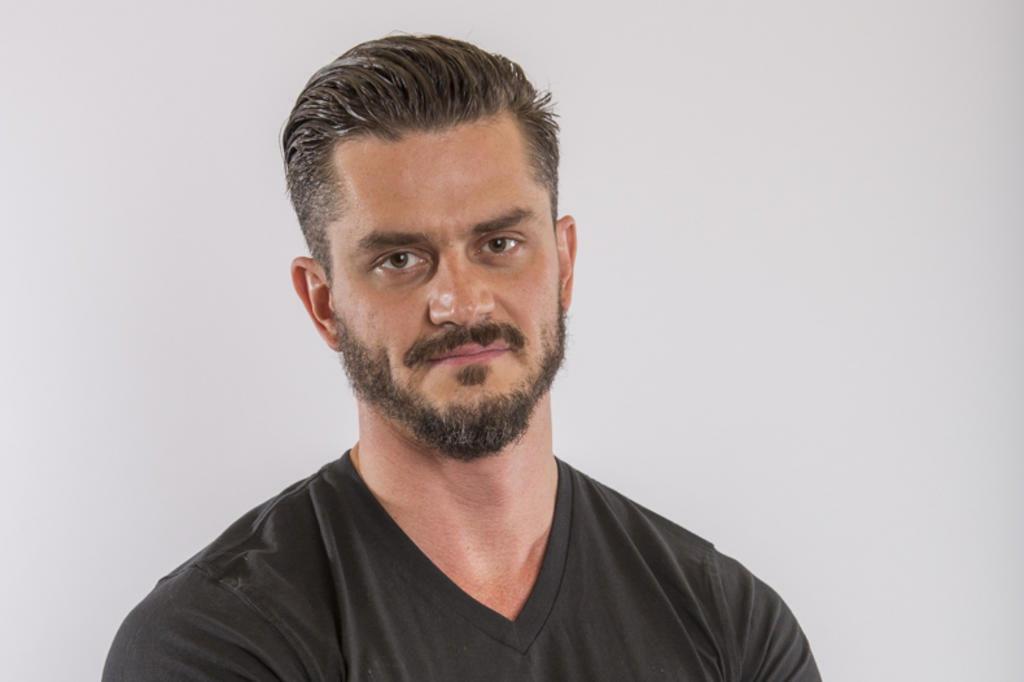"""Marcos é expulso do """"BBB 17"""" Artur Meninea/TV Globo/Divulgação"""