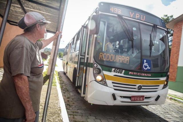TCE pede mais tempo para analisar reajuste de tarifa de ônibus André Ávila/Agencia RBS