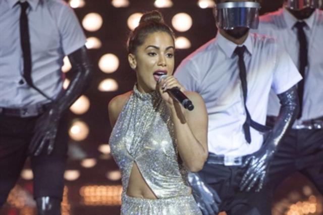 """Anitta é atração do """"Amor & Sexo"""" sobre beleza nesta quinta-feira Mauricio Fidalgo/TV Globo"""