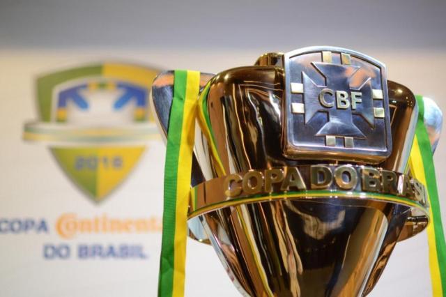 AO VIVO: acompanhe o sorteio da quarta fase da Copa do Brasil Kin Saito/CBF/Divulgação