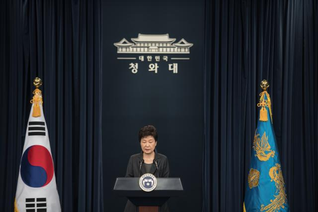 Presidente da Coreia do Sul sofre impeachment   Ed Jones / POOL /AFP