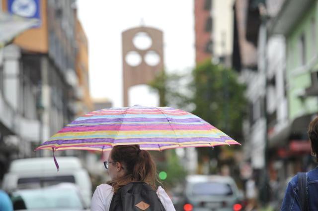 Pancadas de chuva se espalham pelo Estado nesta segunda-feira Patrick Rodrigues/Agencia RBS