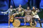 """Estreia da peça """"Robin Hood"""", do Teatro Novo, e outras atrações para crianças no fim de semana Márcio Garcia/Divulgação"""