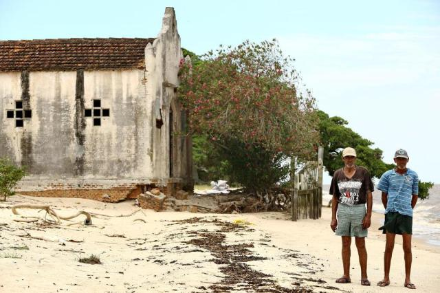 Conheça os dois últimos moradores da Ilha da Feitoria, na Lagoa dos Patos Carlos Macedo/Agencia RBS