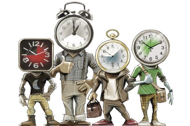 Conheça o perfil do seu relógio biológico e viva melhor /