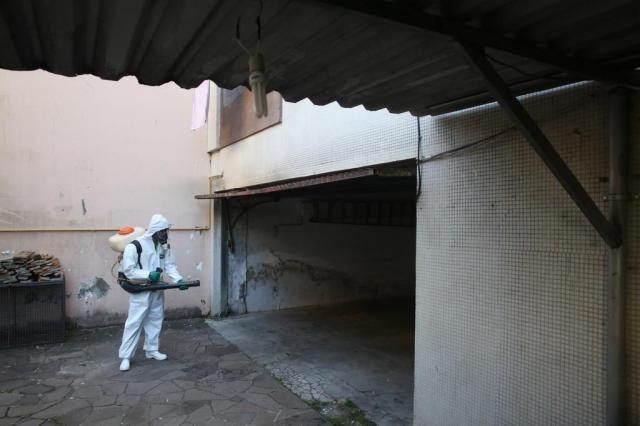 44% dos municípios gaúchos estão infestados pelo Aedes aegypti Tadeu Vilani/Agencia RBS