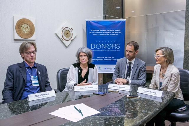 Porto Alegre reúne especialistas para discutir a otimização da doação de órgãos Leonardo Lenskij / Divulgação/Divulgação