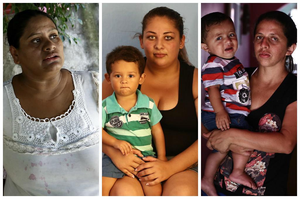 Os relatos das mães que deram à luz com médicos presos em Itaqui Carlos Macedo / Agência RBS/Agência RBS