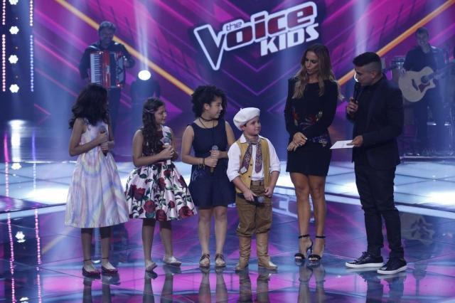 The Voice Kids: público comenta ausência de Victor e participante gaúcho é escolhido com 70% dos votos Reprodução/Gshow