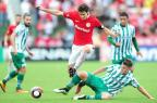 Com pênalti inexistente e falta de futebol, Inter perde para o Juventude em Caxias Ricardo Duarte/Sport Club Internacional