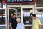 Estações da Trensurb reabrem após problemas em rede aérea Felipe Daroit/Rádio Gaúcha