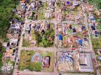 Infográfico: a partir de imagem aérea, veja a dimensão dos estragos em casas de São Francisco de Paula Bruno Alencastro/Agencia RBS