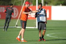 Jogo jogado no Beira-Rio Luiz Armando Vaz/Agencia RBS