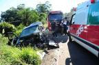 Acidente deixa um morto na ERS-122, perto dos pavilhões da Festa da Uva, em Caxias Porthus Junior/Agencia RBS