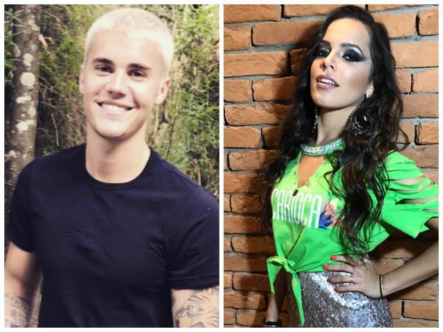 """Justin Bieber chama ex-BBB Mayla de """"gostosa"""" em rede social Reprodução / Instagram/Instagram"""
