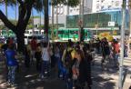 Centrais sindicais realizam protestos contra a reforma da Previdência Felipe Daroit/Rádio Gaúcha