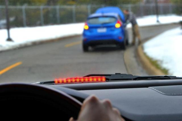 Carros inteligentes da Ford promovem direção segura Divulgação/Ford