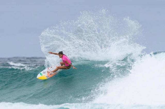 Meninas abrem o Circuito Mundial de Surfe na Austrália Ed Sloane/WSL