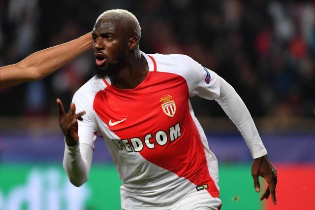 Monaco faz 3 a 1 noManchester City e classifica na Liga dos Campeões Pascal Guyot/AFP