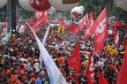 Milhares tomam a Paulista contra reformas trabalhista e da Previdência Paulo Pinto/AGPT