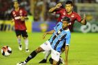 Léo Moura atingiu outro patamar contra o Brasil-Pel Tadeu Vilani/Agencia RBS
