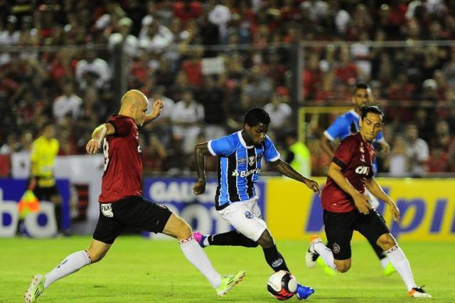 """Guerrinha: """"Grêmio sofre com a falta de um pensador"""" Tadeu Vilani/Agencia RBS"""