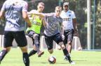 Adílson faz o primeiro treino pelo Atlético-MG Bruno Cantini/Atlético-MG