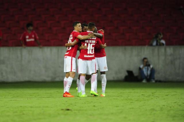Jogadores do Inter valorizam vitória e destacam oportunidades de Zago Carlos Macedo/Agencia RBS