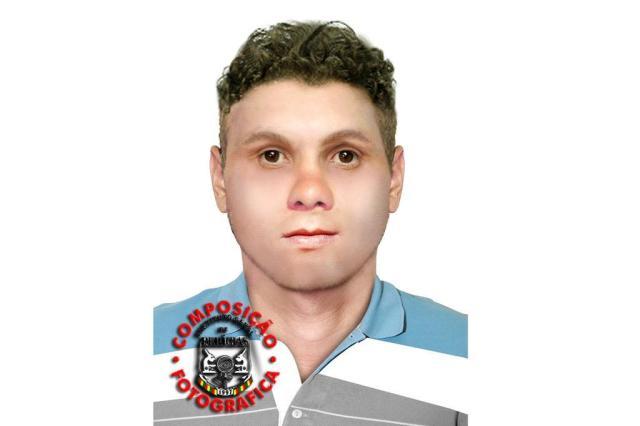 Polícia divulga retrato falado do suspeito de latrocínio na zona norte de Porto Alegre Divulgação/Polícia Civil