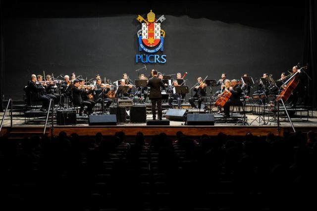 Cortes atingem Orquestra da PUCRS: 25 músicos são demitidos pela universidade Bruno Todeschini/ PUCRS/Divulgação
