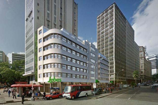 Um presente antecipado para revitalizar o centro de Porto Alegre Reprodução/Divulgação